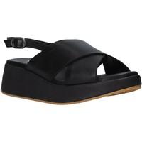 Cipők Női Szandálok / Saruk Sshady L2410 Fekete