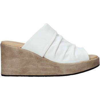 Cipők Női Papucsok Sshady L2501 Fehér
