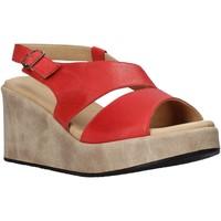 Cipők Női Szandálok / Saruk Sshady L2502 Piros