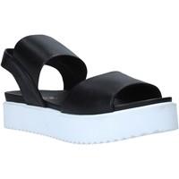 Cipők Női Szandálok / Saruk Sshady MRT80 Fekete