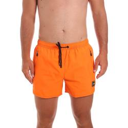 Ruhák Férfi Fürdőruhák F * * K  Narancssárga