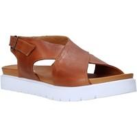 Cipők Női Szandálok / Saruk Sshady L2301 Barna