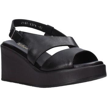 Cipők Női Szandálok / Saruk Sshady L2502 Fekete