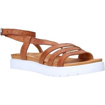 Cipők Női Szandálok / Saruk Sshady MRT339 Barna