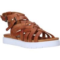 Cipők Női Szandálok / Saruk Sshady L2306 Barna