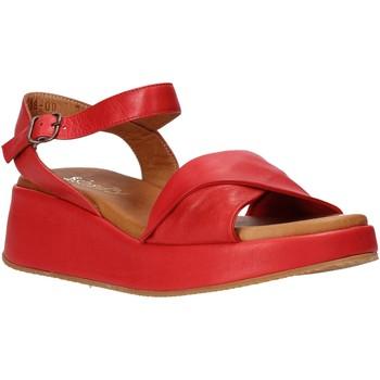 Cipők Női Szandálok / Saruk Sshady L2402 Piros