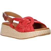 Cipők Női Szandálok / Saruk Sshady L2406 Piros