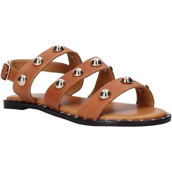 Cipők Női Szandálok / Saruk Sshady MRT2117 Barna