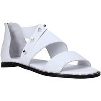 Cipők Női Szandálok / Saruk Sshady MRT2202 Fehér