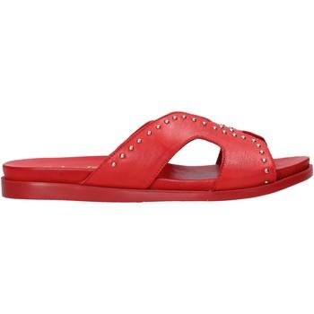Cipők Női Papucsok Sshady MRT233 Piros