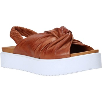 Cipők Női Szandálok / Saruk Sshady MRT77 Barna