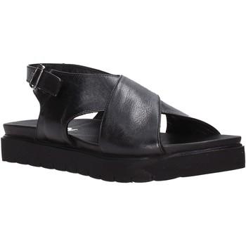 Cipők Női Szandálok / Saruk Sshady L2301 Fekete