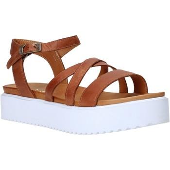 Cipők Női Szandálok / Saruk Sshady L2304 Barna
