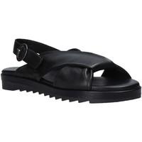 Cipők Női Szandálok / Saruk Sshady L1403 Fekete