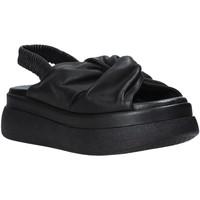 Cipők Női Szandálok / Saruk Sshady L2210 Fekete