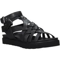 Cipők Női Szandálok / Saruk Sshady L2306 Fekete