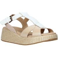 Cipők Női Szandálok / Saruk Sshady L2404 Bézs
