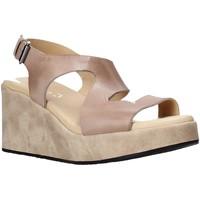 Cipők Női Szandálok / Saruk Sshady L2505 Barna
