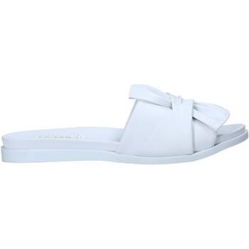 Cipők Női Papucsok Sshady MRT231 Fehér