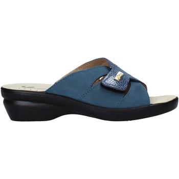 Cipők Női Papucsok Susimoda 1066 Kék