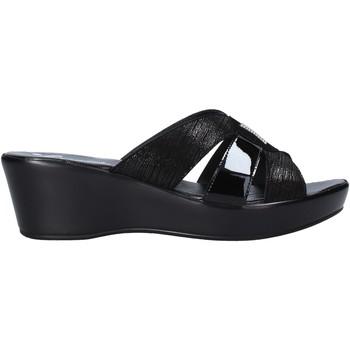 Cipők Női Papucsok Susimoda 1925 Fekete
