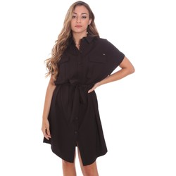 Ruhák Női Rövid ruhák Gaudi 111FD15011 Fekete