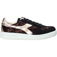 Cipők Női Rövid szárú edzőcipők Diadora 201173883 Fekete
