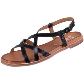 Cipők Női Szandálok / Saruk Ara 122810501 Fekete