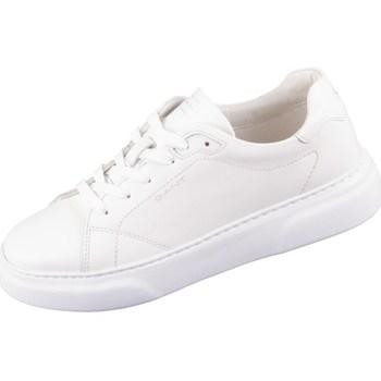 Cipők Női Rövid szárú edzőcipők Gant Seacoast Fehér