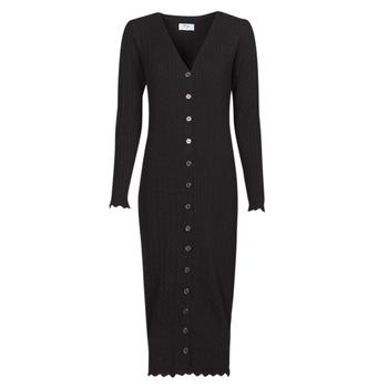 Ruhák Női Hosszú ruhák Betty London PIKKI Fekete