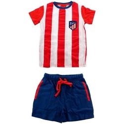 Ruhák Férfi Pizsamák / Hálóingek Atletico De Madrid 100-378 Rojo