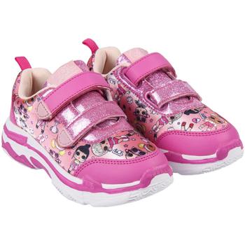 Cipők Lány Rövid szárú edzőcipők Lol 2300004596 Rosa