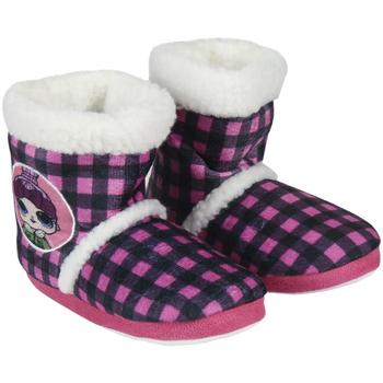 Cipők Lány Mamuszok Lol 2300004143 Rosa