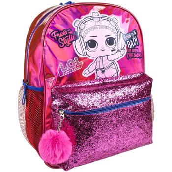 Táskák Lány Hátitáskák Lol 2100002674 Rosa