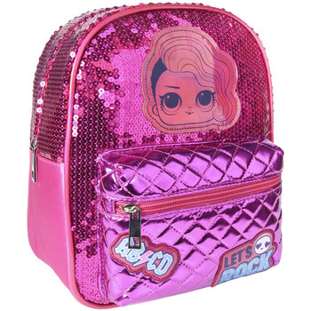 Táskák Lány Hátitáskák Lol 2100002767 Rosa