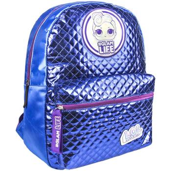 Táskák Lány Hátitáskák Lol 2100002695 Azul
