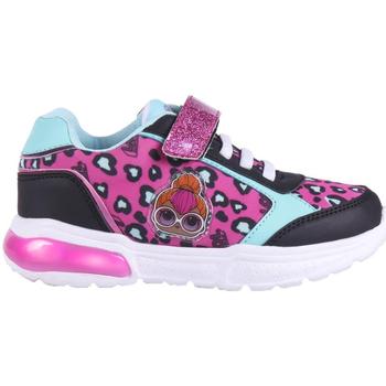 Cipők Lány Rövid szárú edzőcipők Lol 2300004684 Verde