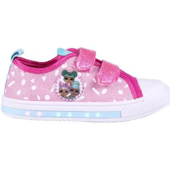 Cipők Lány Rövid szárú edzőcipők Lol 2300004713 Rosa