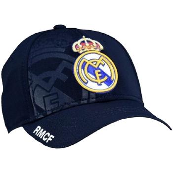 Textil kiegészítők Férfi Baseball sapkák Real Madrid RM3GO12 NAVY Azul