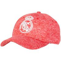 Textil kiegészítők Baseball sapkák Real Madrid RMG018 CORAL MELANGE Rojo
