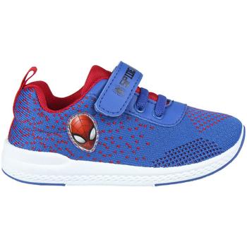 Cipők Fiú Rövid szárú edzőcipők Spiderman 2300004615 Azul