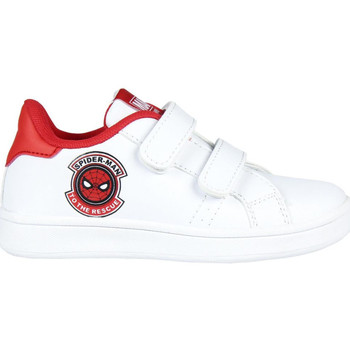 Cipők Fiú Rövid szárú edzőcipők Spiderman 2300004066 Blanco