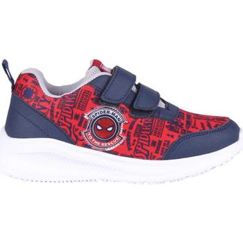 Cipők Gyerek Rövid szárú edzőcipők Spiderman 2300004728 Azul
