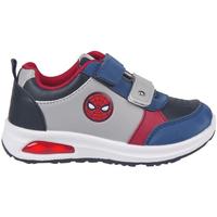 Cipők Fiú Rövid szárú edzőcipők Spiderman 2300004803 Gris