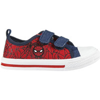 Cipők Fiú Rövid szárú edzőcipők Spiderman 2300003634 Rojo