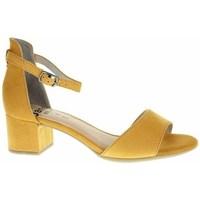Cipők Női Szandálok / Saruk Jana 882831424627 Citromsárga
