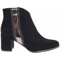 Cipők Női Bokacsizmák Marco Tozzi 222503931098 Fekete