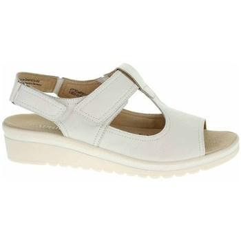 Cipők Női Szandálok / Saruk Caprice 992822022102 Fehér