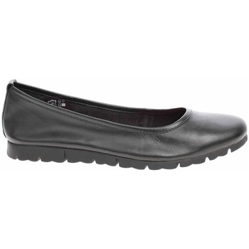 Cipők Női Balerina cipők  Jana 882211926001 Fekete