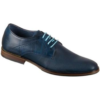 Cipők Férfi Oxford cipők Bullboxer 848K20083ACABLSU10